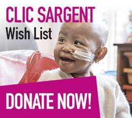 CLIC Sargent National Charity
