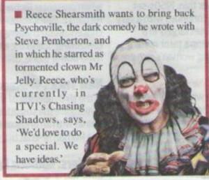 (AAA) evil clown