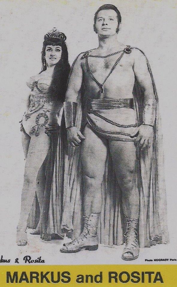 Markus and Rosita