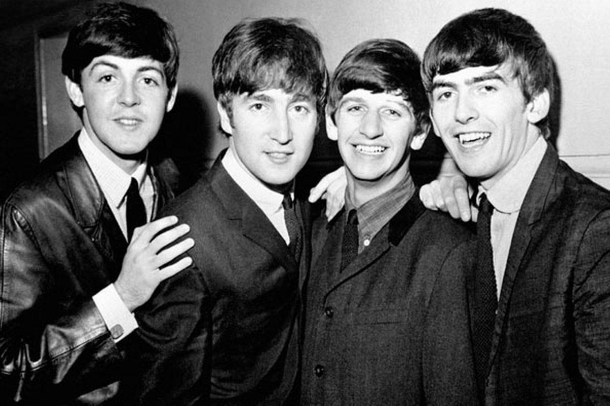 The Beatles at Circus Krone