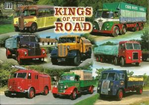 old-lorries