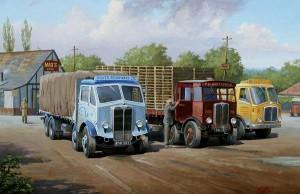 old-transport-lorries