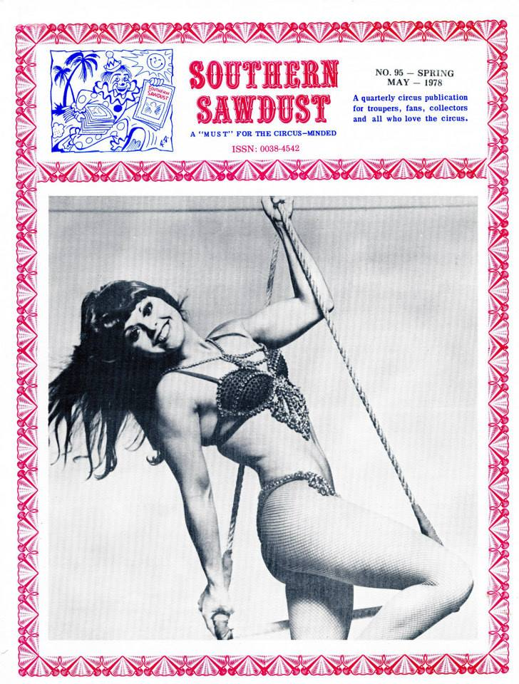 One Cover of Southern Sawdust
