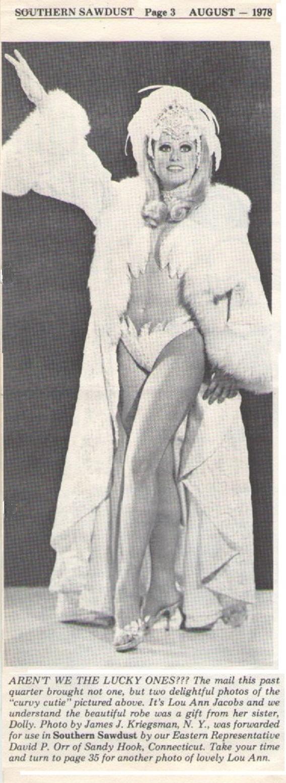 Lou Ann Jacobs 1978