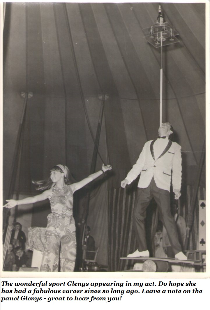 The Sandow Family Circus Variety History – Part Thirteen