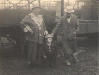 The Sandow Family Circus Variety History – Part Nine