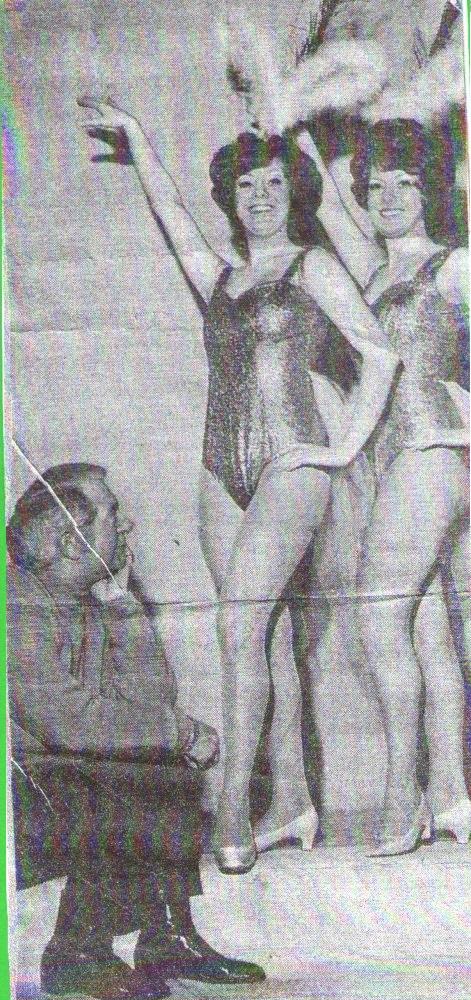The Sandow Family Circus Variety History – Part Fifteen.
