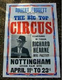 The Sandow Family Circus Variety History – Part Ten