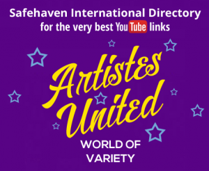 Artistes United World of Variety logo