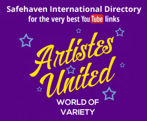 Artistes United World of Variety logo