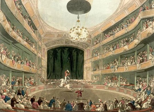 Philip Astley's Royal Amphitheatre