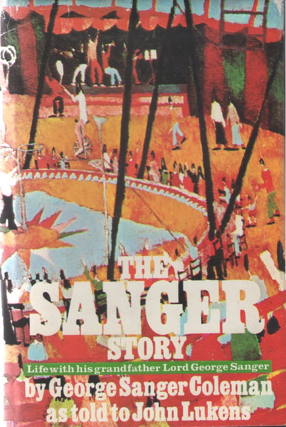 The Sanger Story book