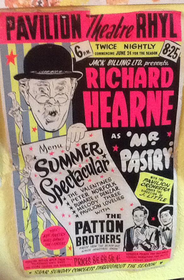 Patton Brothers and Richard Hearne