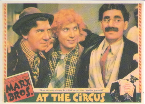 Marx Brothers Try to Form a Government Night at the Opera