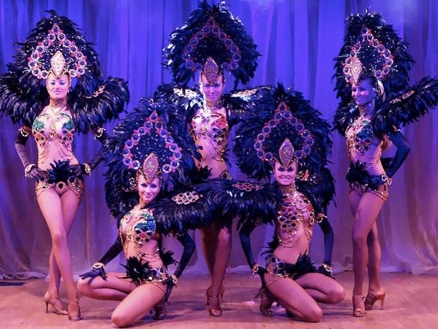 Class Cabaret Showgirls
