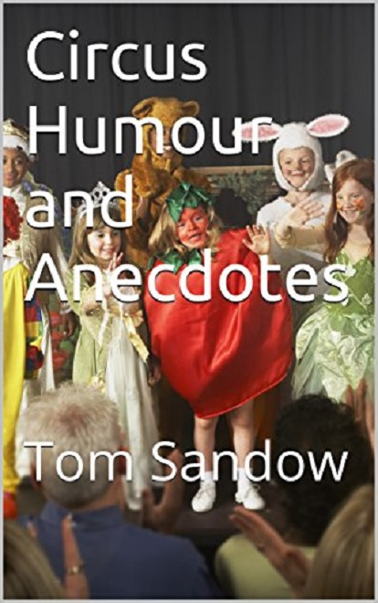 Amazon Kindle Circus Humour