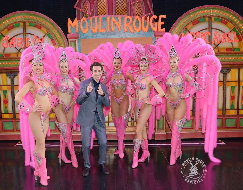 La Moulin Rouge Paris