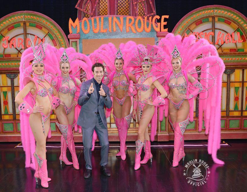 La Moulin Rouge Paris