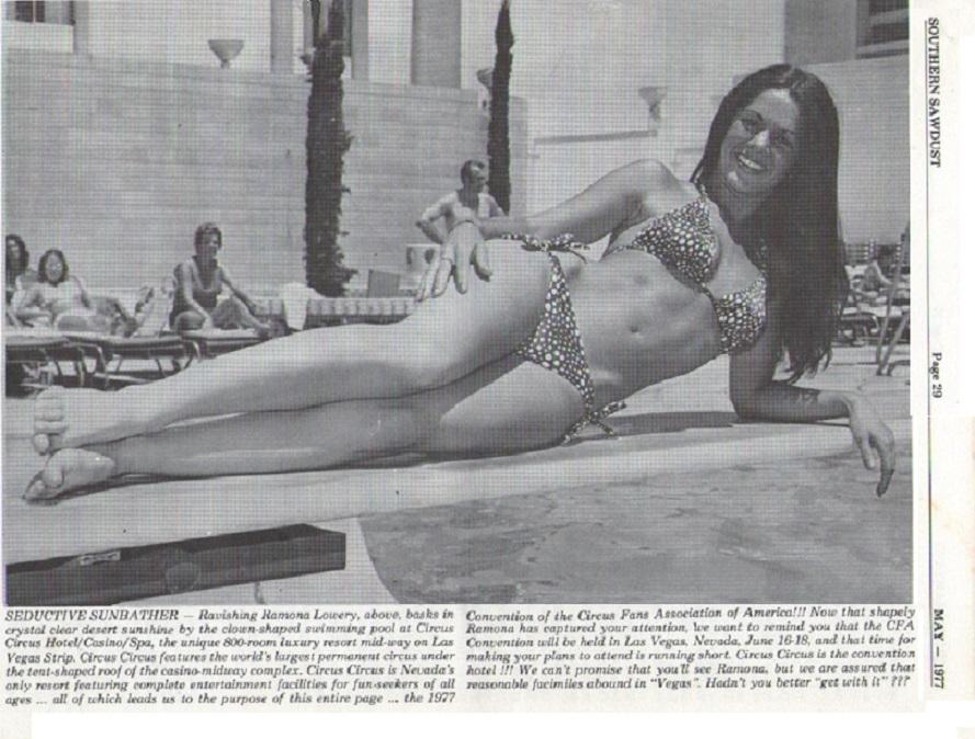 Southern Sawdust Ramona Lowery 1977
