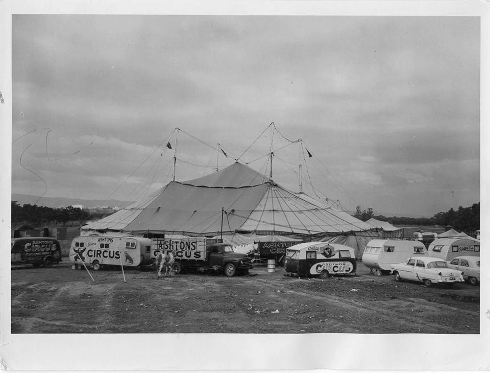 Ashtons Circus Australia