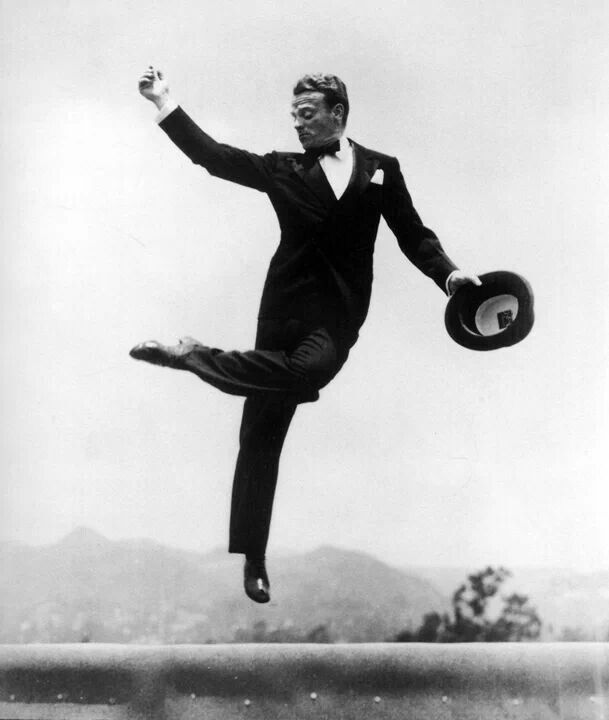 James Cagney Give My Regards to Broadway