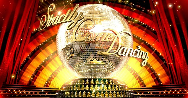 Jake Wood and a touch of Circus Strictly Come Dancing