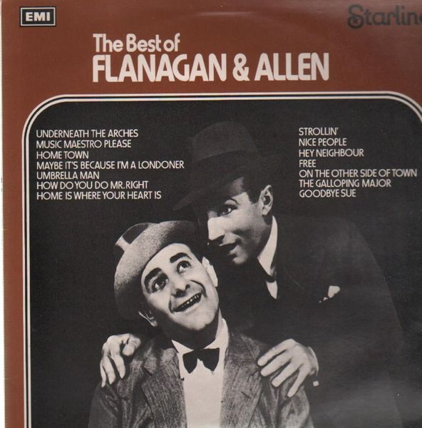 Flanagan and Allen Tribute