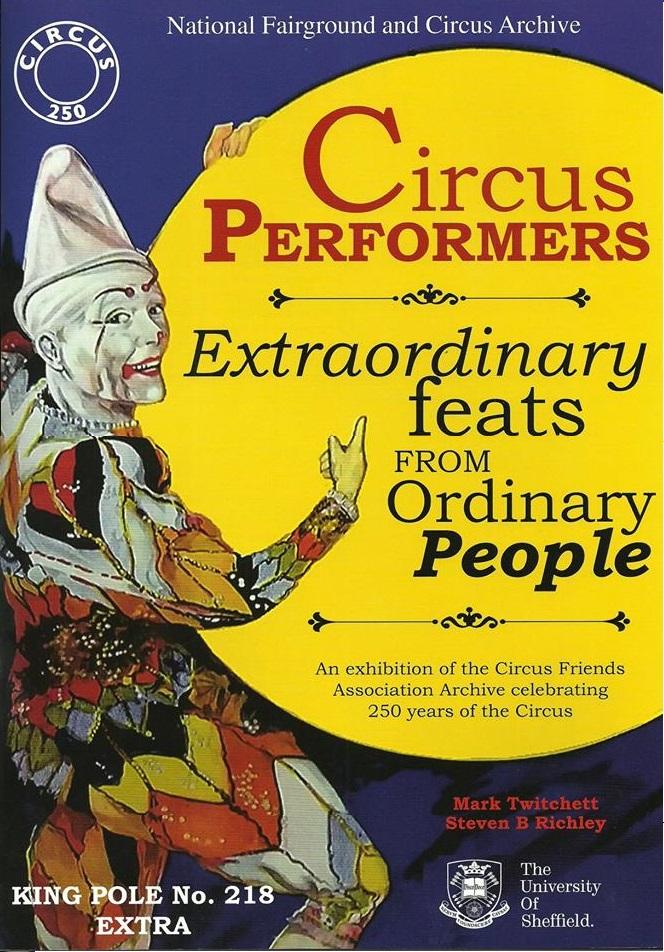 Circus Friends Association Time Warp!