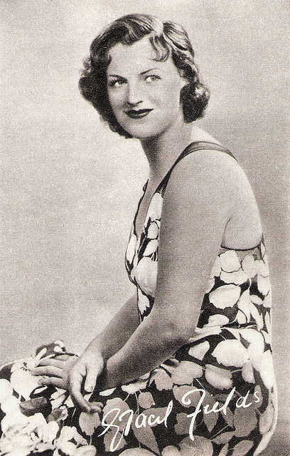 Gracie Fields Land Of Hope And Glory